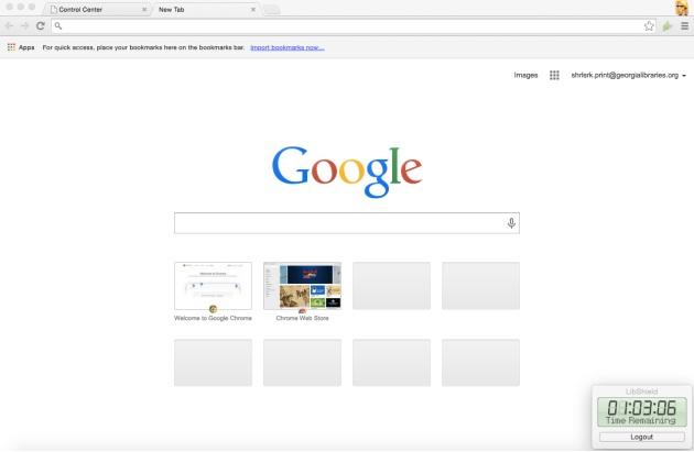 Chrome OS – LibData